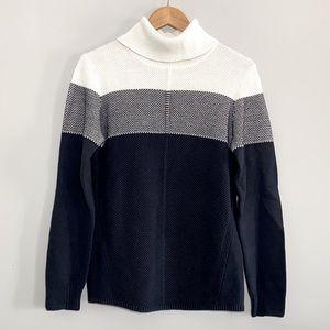 Olsen Knit Turtleneck Sweater